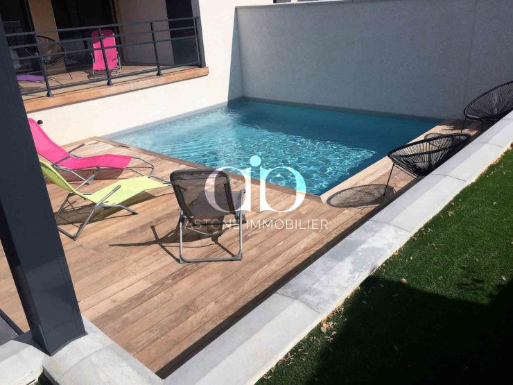 Maison Bandol piscine