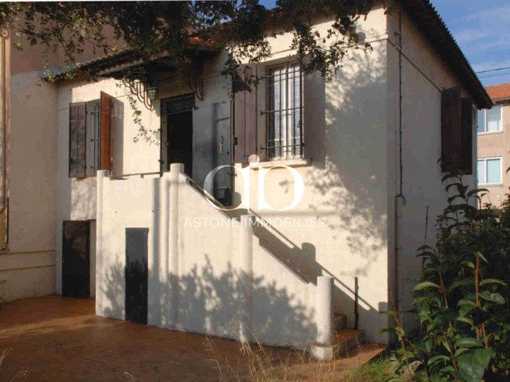 Lovely house in the heart of Mazargues