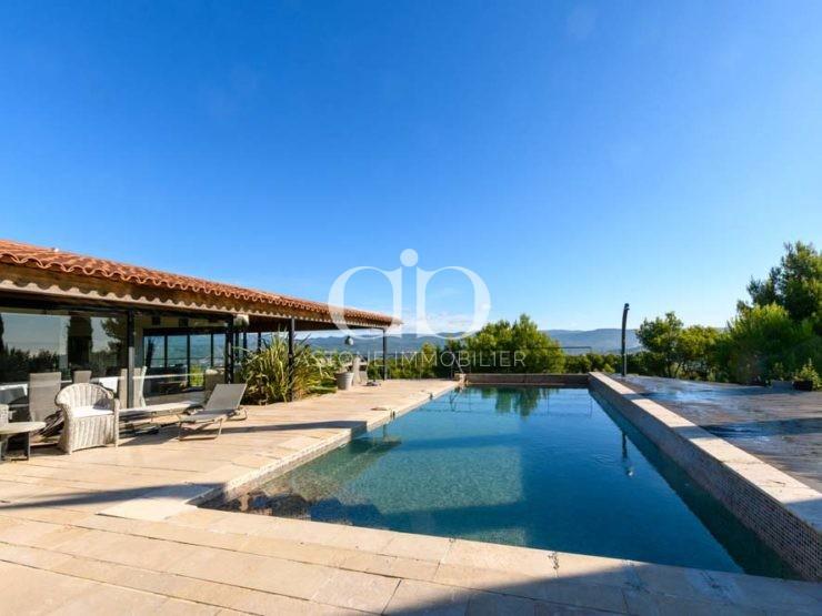 Villa et vues remarquables